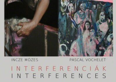 Interferences : Mózes Incze & Pascal Vochelet