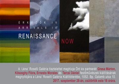Renaissance Now