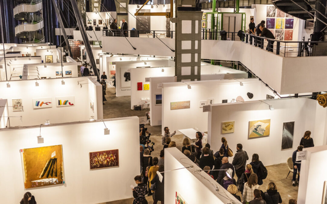 Read Kamiar Maleki's (Director at VOLTA Art Fairs) Monthly Report and follow him to Budapest!