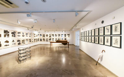 Information about the recent exhibition of artist, Joseph Sassoon Semah